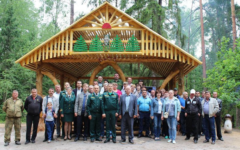 Вбрянских лесах возрождают кордоны