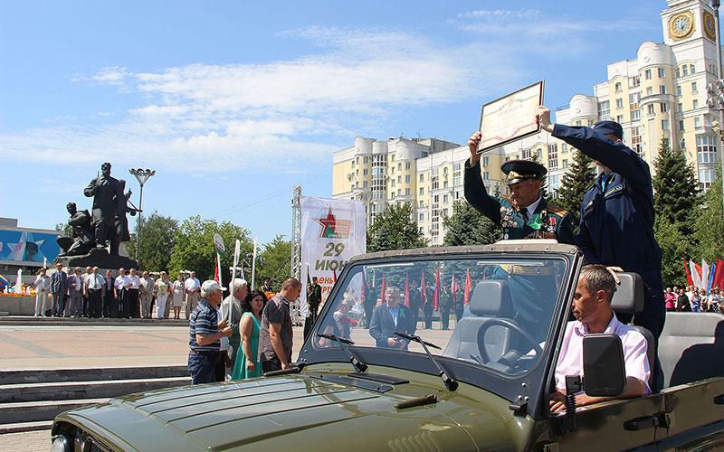 Как Брянщина отметит День партизан иподпольщиков