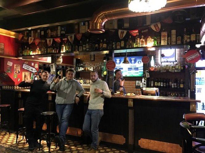 В Брянске откроется пивбар ирландской сети Harat's Pub