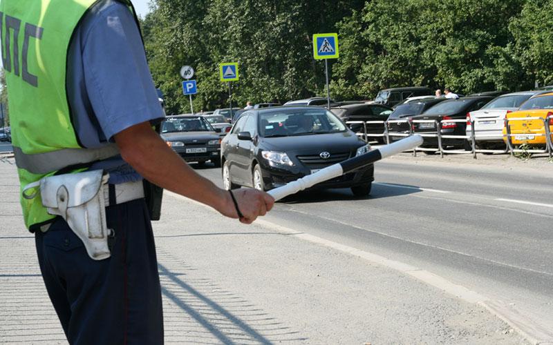 Брянских водителей снова ждут проверки ГИБДД