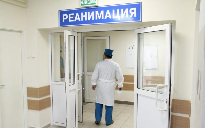В Новозыбкове пострадавший в ДТП водитель оказался в реанимации