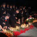 На площади Партизан в Брянске прошла акция «Завтра была война»