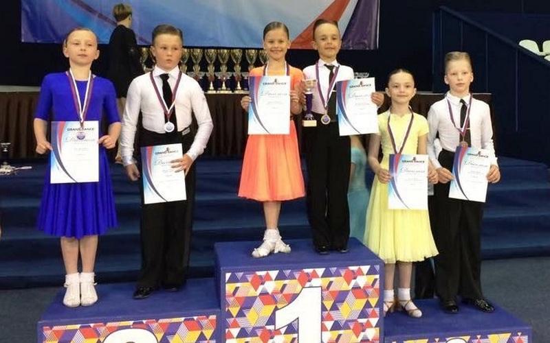 Юные брянские танцоры победили нафестивале GRAND DANCE 2018