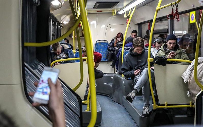 Общественный транспорт в Брянске оборудуют кондиционерами