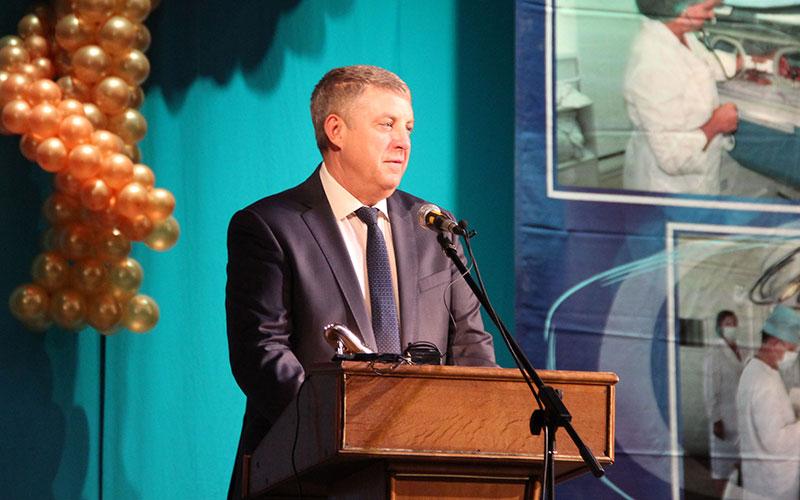 Нажилье для молодых врачей наБрянщине выделили миллиард рублей
