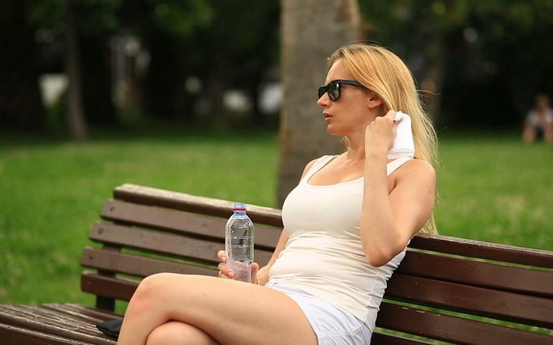 Во вторник в Брянске будет жарко, возможен дождь