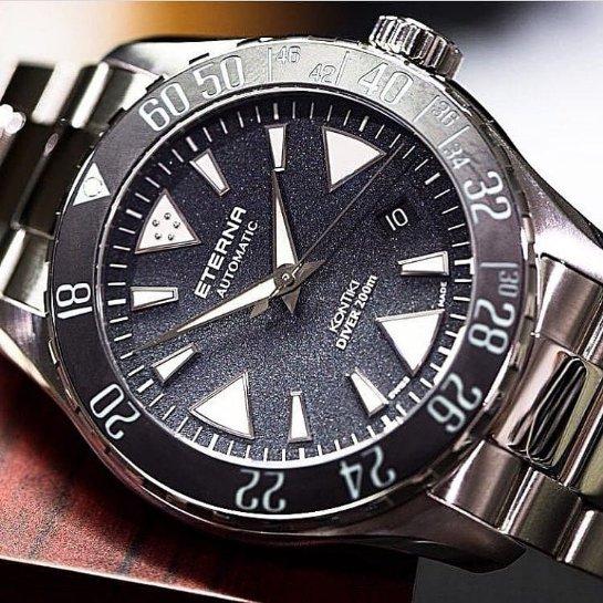 Часы Swiss Made в магазинах Камея