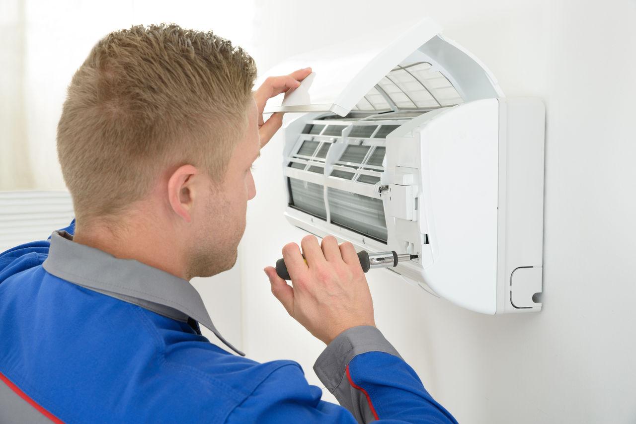 Регулярное техническое обслуживание кондиционера поможет сэкономить на электроэнергии