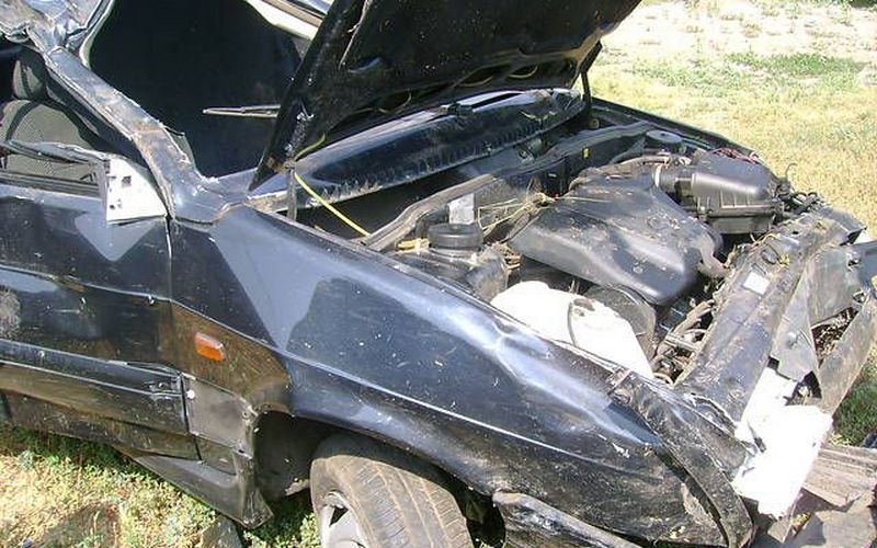 Две пассажирки ВАЗа пострадали в ДТП под Навлей
