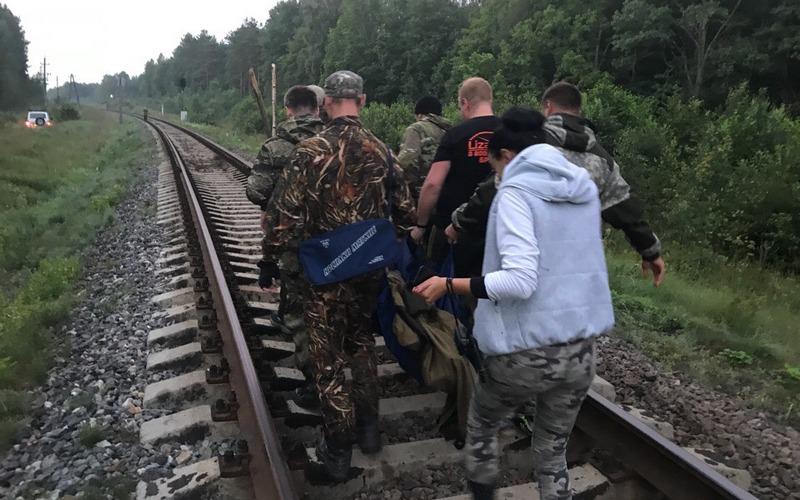 Брянские добровольцы спасли потерявшегося грибника