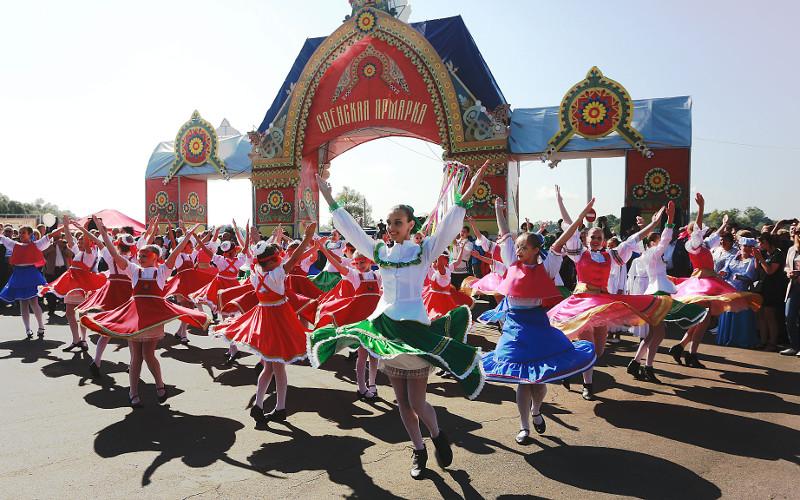 На Свенской ярмарке в Брянске ожидают около 150 тысяч участников