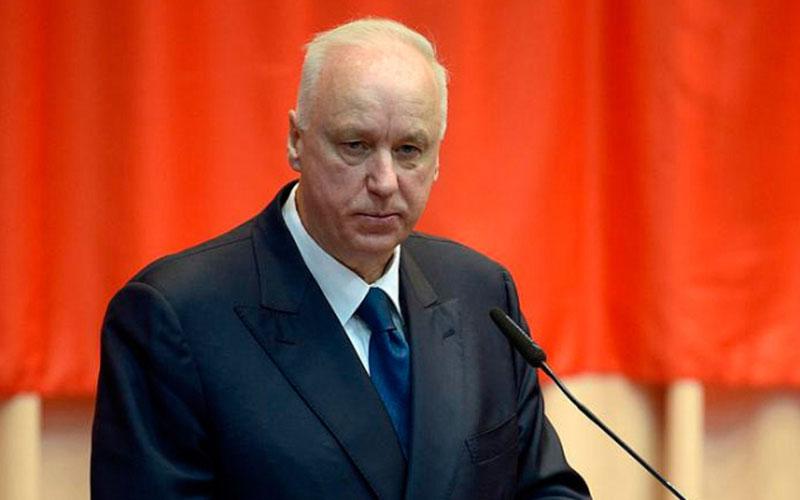 Бастрыкин рассказал оходе расследования трагедии вТЦ «Зимняя вишня»