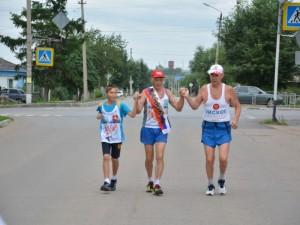 100-километровый марафон пробежал Герцог из Миасса