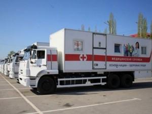Мобильные поликлиники откроются в садовых товариществах Челябинска