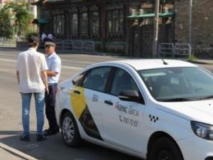 Массовые проверки такси в Челябинске: нашли 15 нарушений