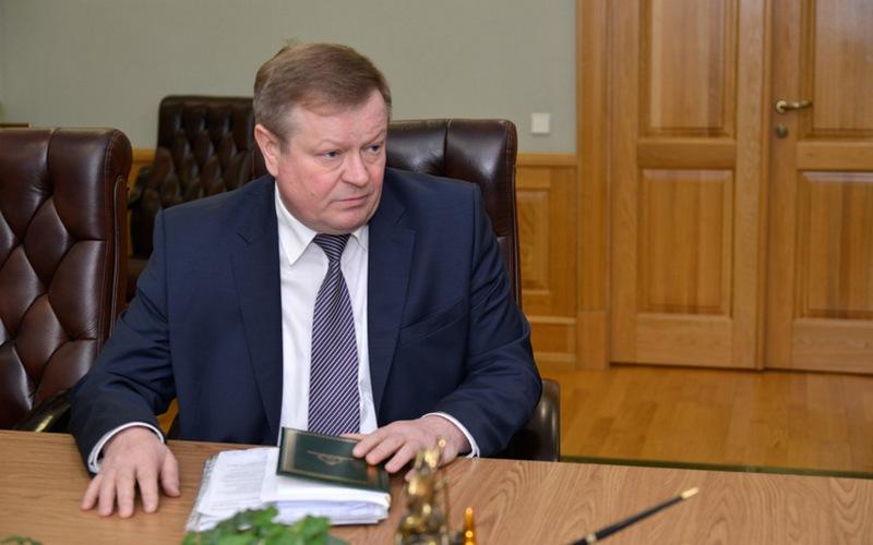 Николай Лучкин возглавил Новозыбковский район
