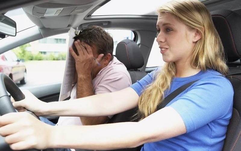 Какие ошибки чаще всего совершают брянцы на экзамене по вождению