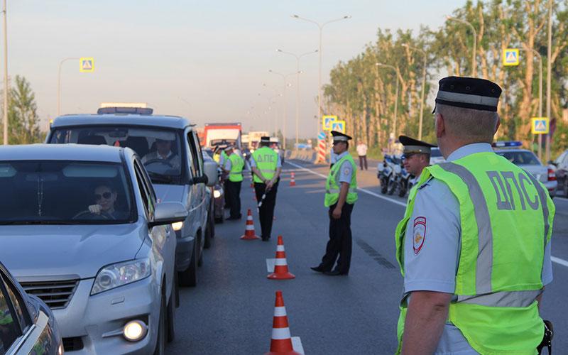 Брянских водителей ждут трехдневные проверки ГИБДД