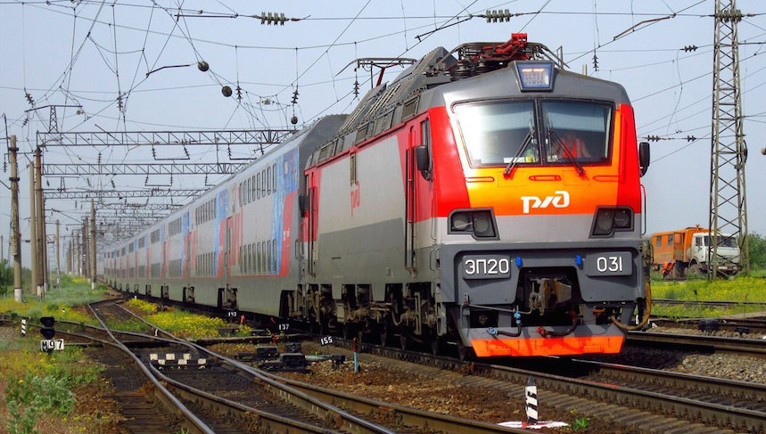 Как курсируют поезда Воронеж-Москва
