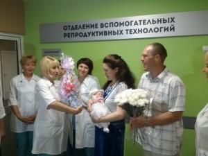 «Юбилейный» ЭКО-ребенок родился в Челябинске