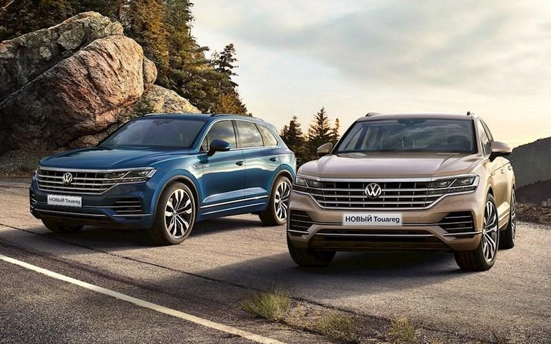 НОВЫЙ Volkswagen Touareg уже в Фольксваген Центр Брянск!