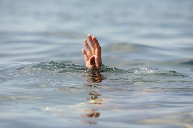 В Погаре утонул мужчина