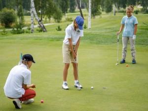 Первенство Челябинской области по гольфу прошло в Свердловской области