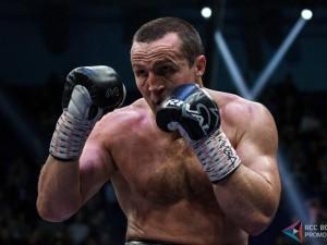 Большой бокс в Челябинске. Денис Лебедев вступит в бой