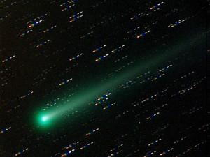 Гигантская комета принесет Земле гигантскую молнию