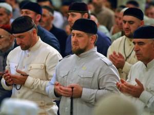 Рамзан Кадыров приехал помянуть убийцу Буданова
