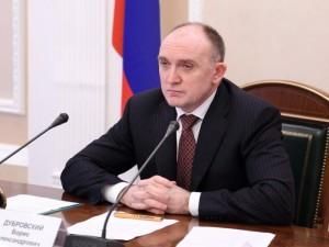 Борис Дубровский поздравил школьников с Днём знаний