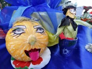 Выставка цветов и плодов в Челябинске показала богатый урожай