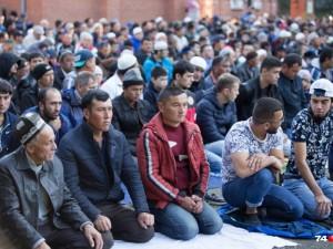 Мусульмане Челябинска отметили Курбан-байрам