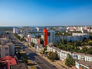 Курчатовский район - самый экологически чистый в Челябинске