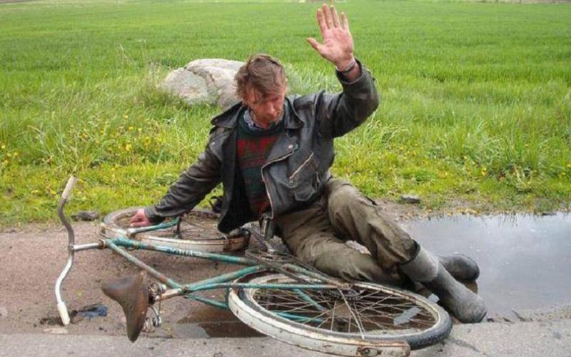 Бомж продал украденный в Дятьковском районе велосипед за тысячу рублей