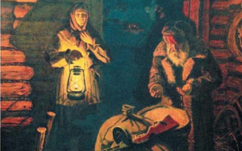 Брянцам покажут победную выставку картин Николая Енина
