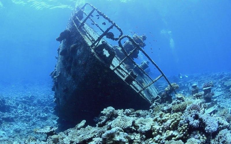 Разгадана тайна гибели кораблей в Бермудском треугольнике