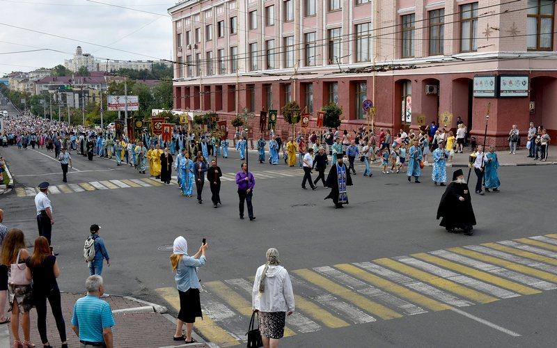 Брянец рискнул позвать хмурого блогера Виткевича на Крестный ход