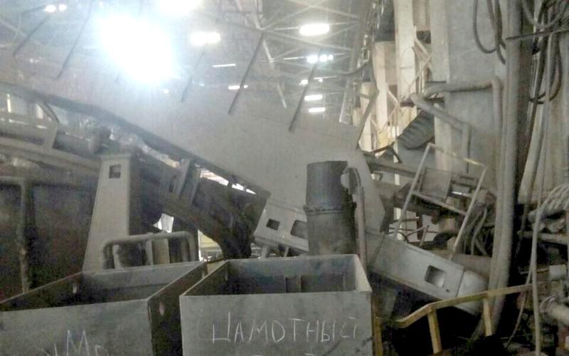 Соцсети: на брянском стальзаводе произошел взрыв