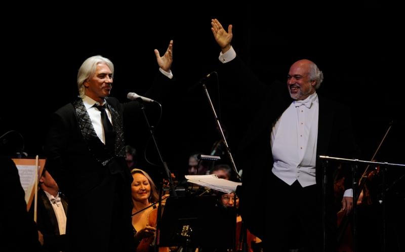 О концерте памяти Хворостовского рассказал дирижер Константин Орбелян
