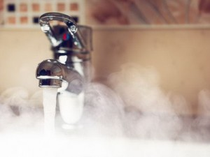 Тариф на горячую воду вырос на 50 %