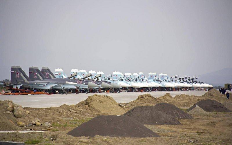 Военный аэродром в Крыму модернизируют к концу года