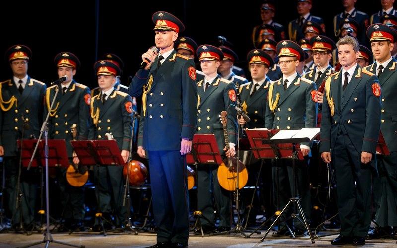 Легендарный ансамбль Александрова выступит в Брянске 17 сентября