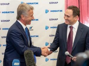 «НОВАТЭК»в Челябинске на площадке КОНАРа обсудил перспективы создания новой отрасли промышленности
