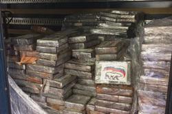Две тонны кокаина с логотипом «Единой России» нашли в порту