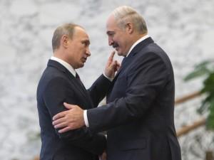 У Путина и Лукашенко общее «советское прошлое» и «славянское нутро»