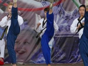 Красивым получился День физкультурника в Челябинске