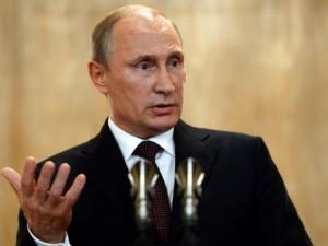 Встанет ли Путин на колени