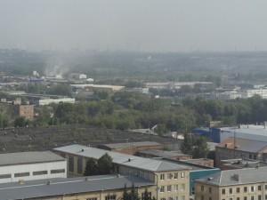 Сильно воняет в Челябинске
