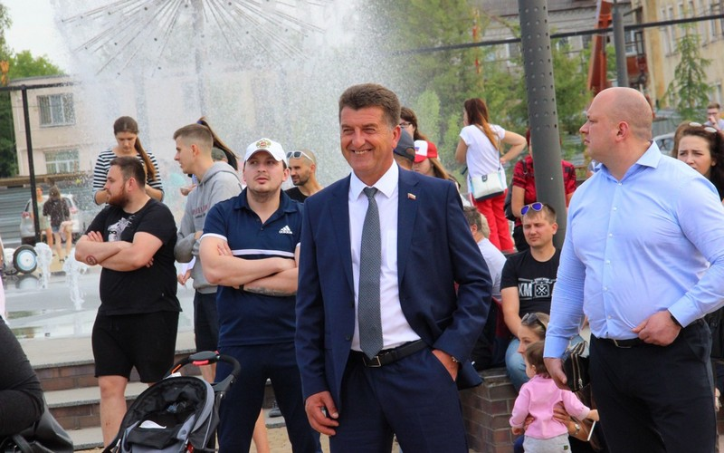 Александр Хлиманков назвал брянцев добрыми и позитивными